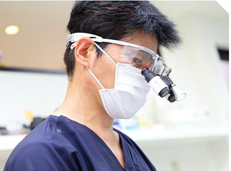 POINT03 医療機関として最高水準の衛生環境